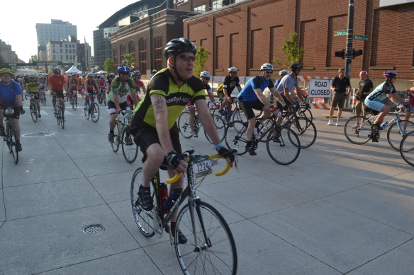 The MSU Gran Fondo can be anything you want it to be. Maybe it's time to move up to 40!