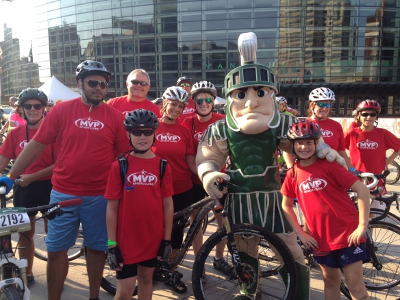 The MVP Family Ride is fun for all ages