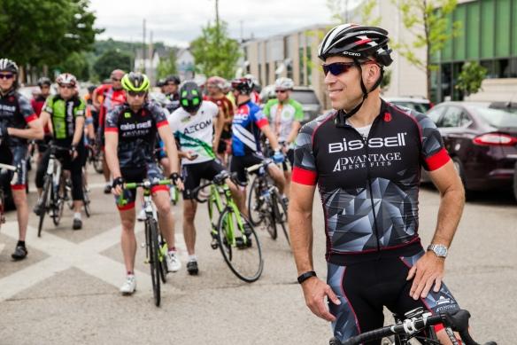 Bob - Gran Fondo 2015 training ride (2)