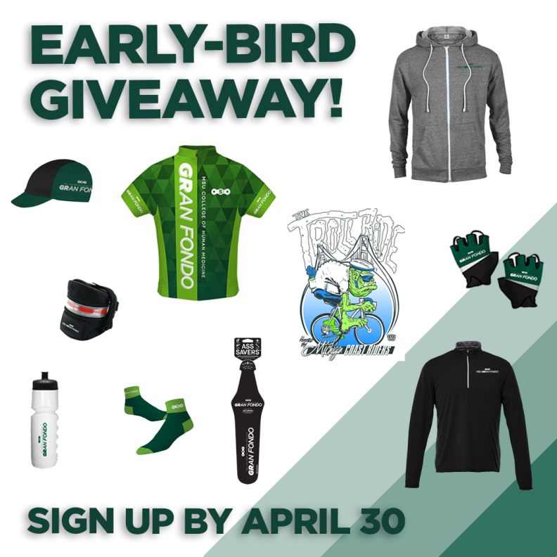 Early-Bird Giveaway