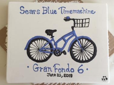 Sears Blue Time Machine